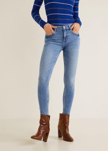 3fa1b87cdf3ba Jeans pour Femme 2019   MANGO France