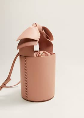 BOW BUCKET BAG – WOMEN