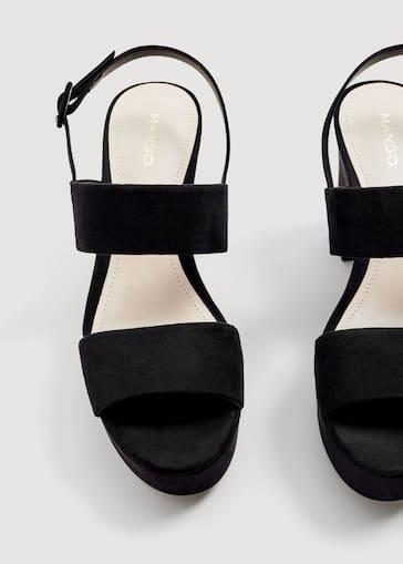 d93bf4ac6e8 Platform strap sandals - Women