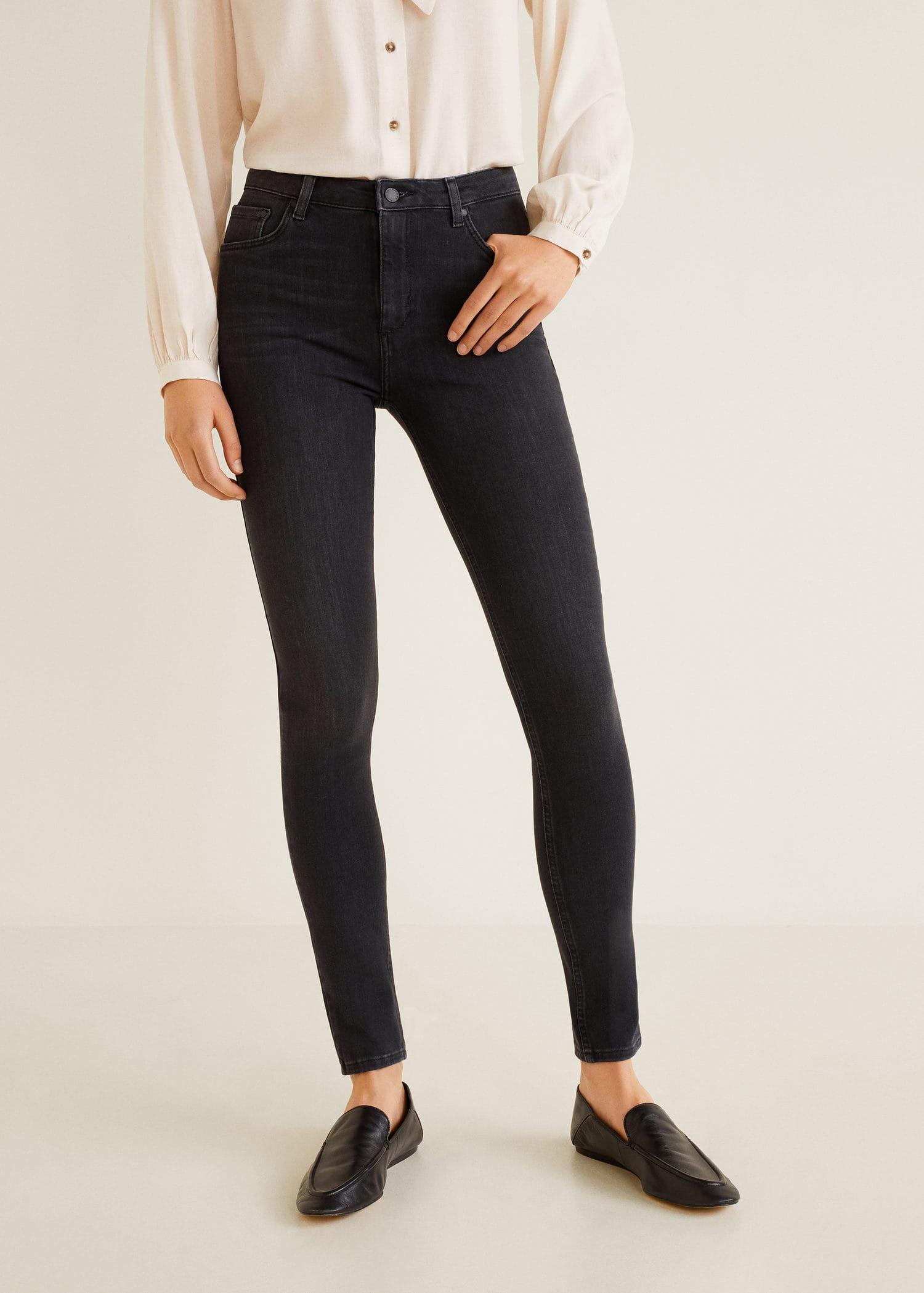 comandă online cumpărarea de noi potrivire grozavă Jeans skinny push-up - Mujer | OUTLET España