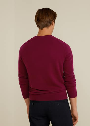 fb88897f44c 100% cashmere sweater - Men