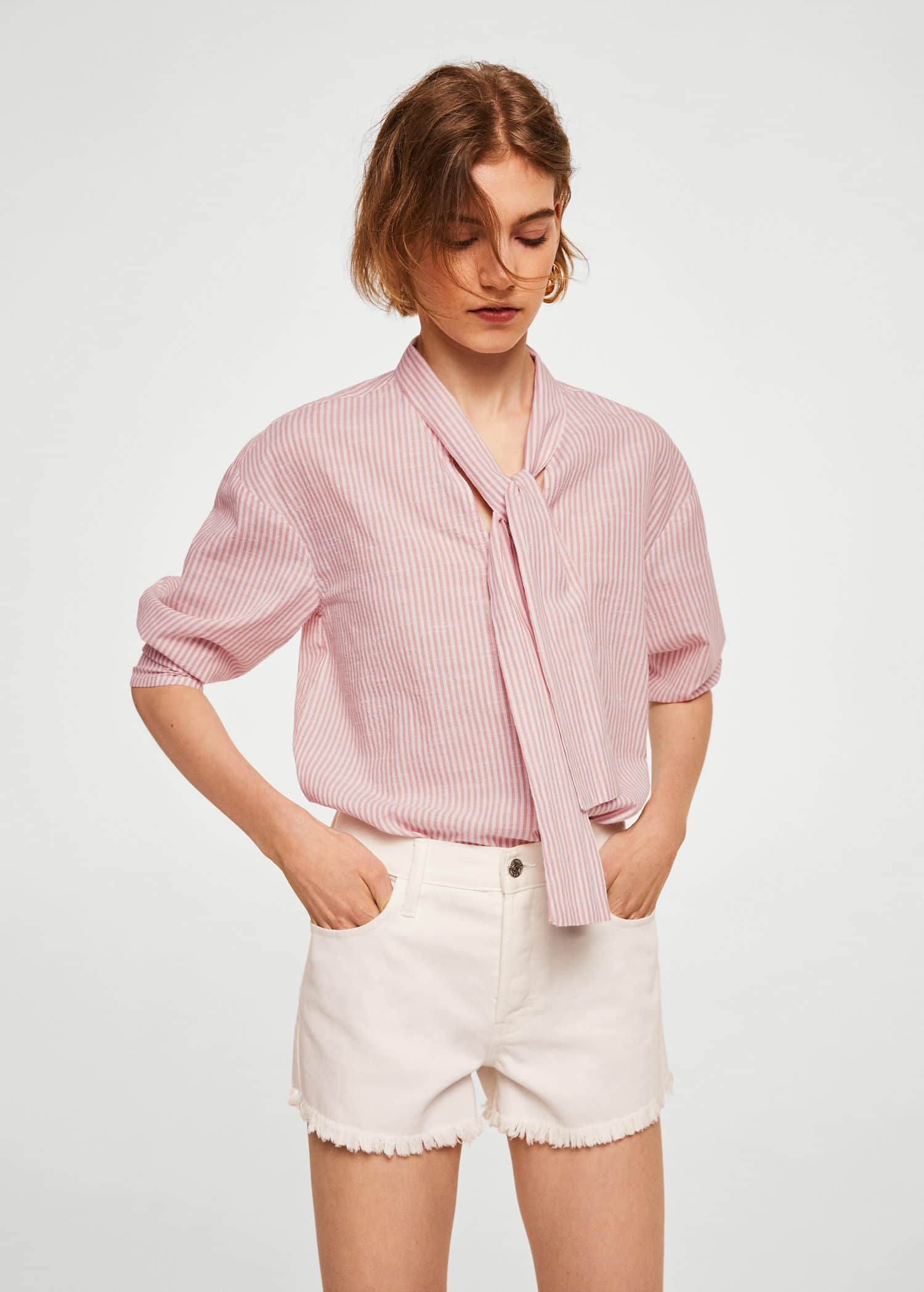 Online Sale For 2019 Mango Woman Malaysia BnqY0Sx