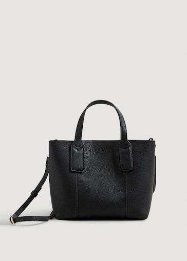 acheter en ligne 2387f f52c7 Pebbled mini shopper bag