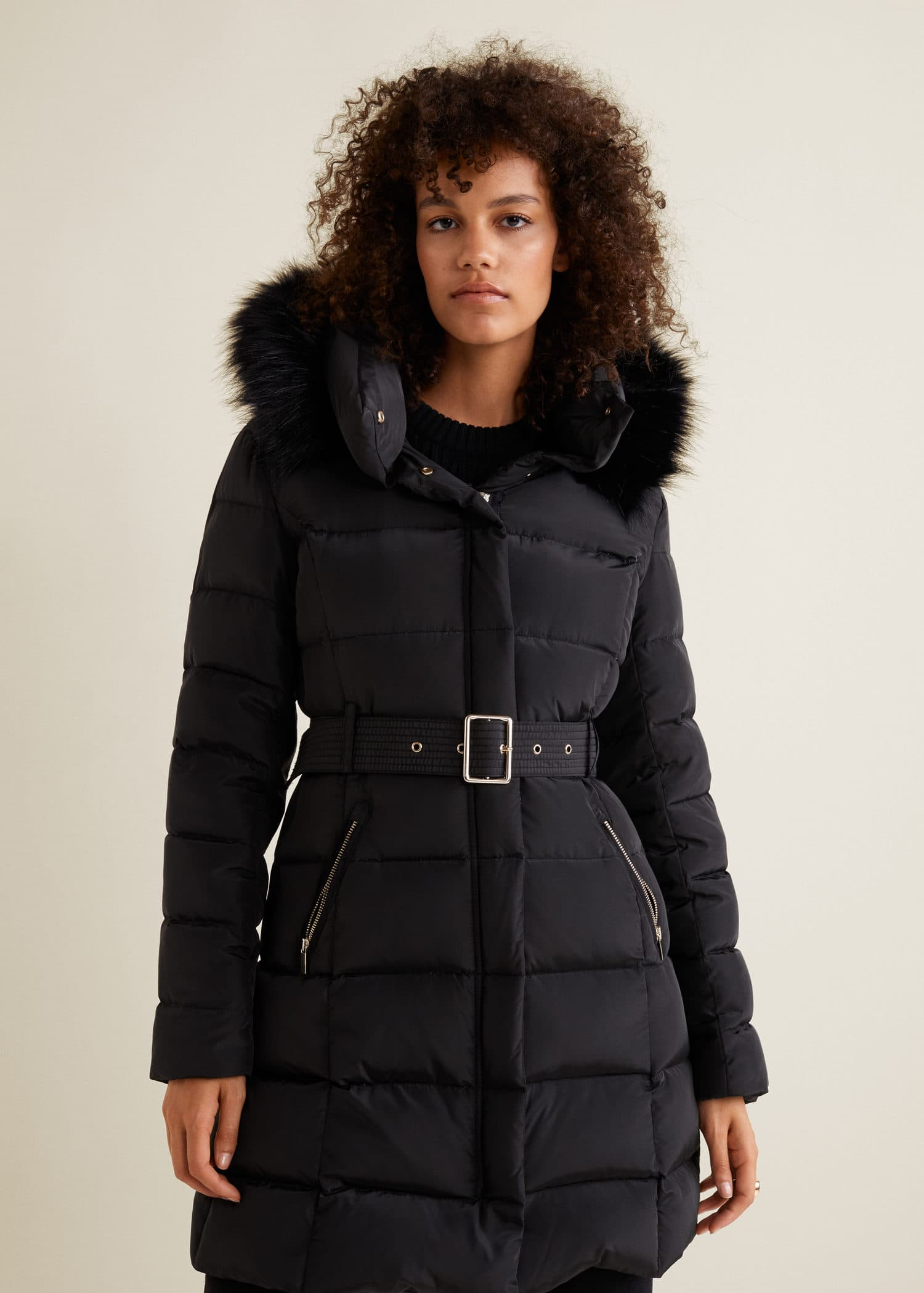 Manteau long pull and bear