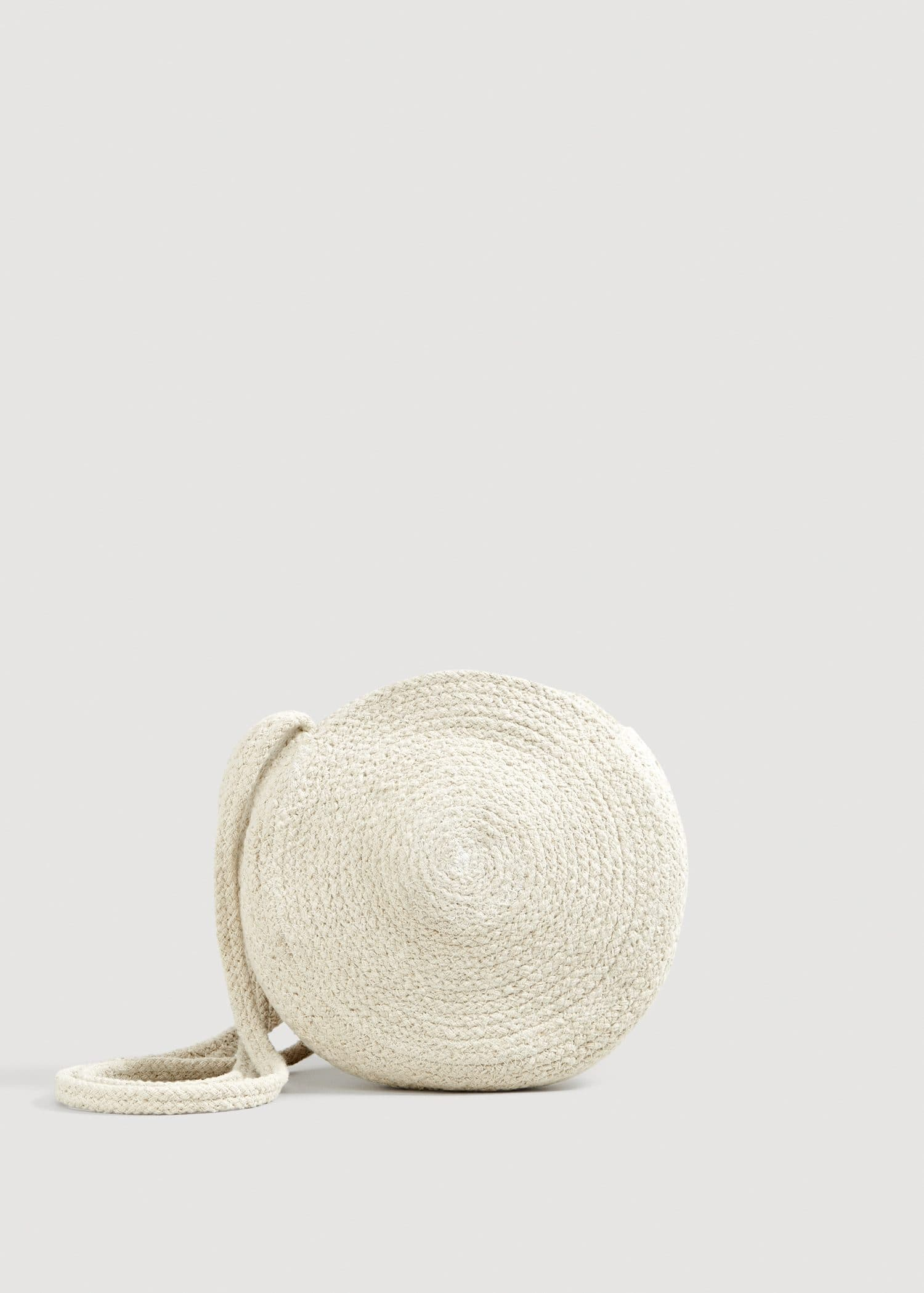 Sac rond crocodile