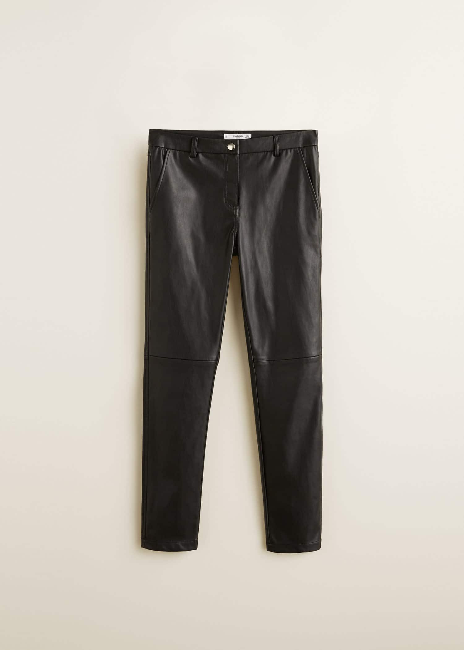 Seam slim trousers Seam detail fit detail fit trousers slim wqZITKpxv