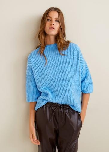 the latest 3262e 616e6 Chunky-knit sweater