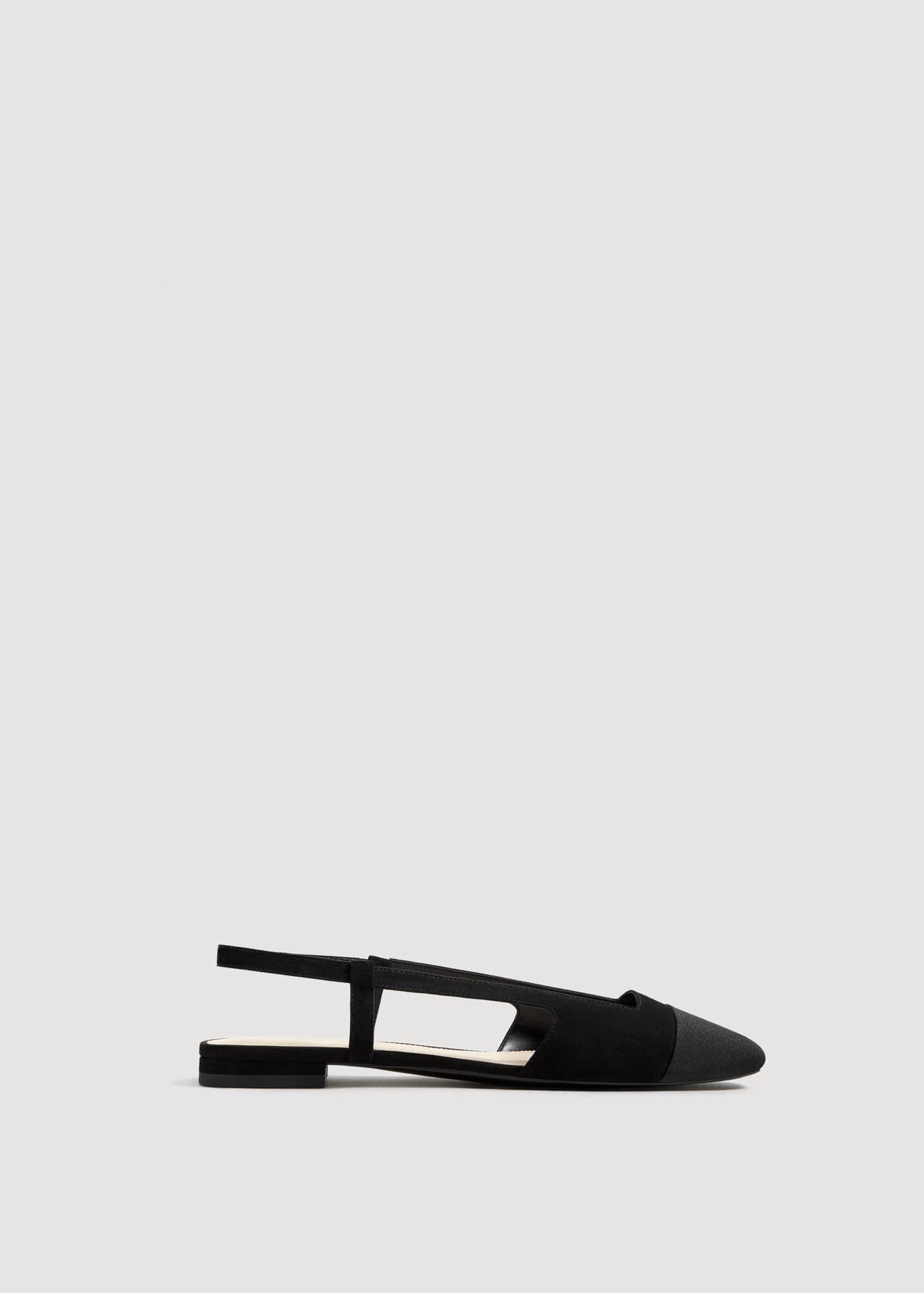 00c821d4775470 Combinées Femme Belgique L'arrière Mango Chaussures Ouvertes À BnTv0xdx