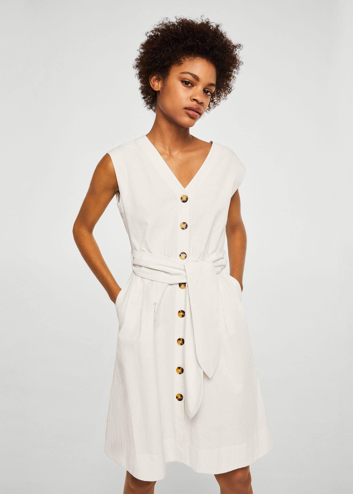 7dde9755115d Kleider für Damen 2019   MANGO Schweiz