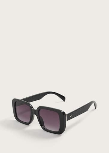 c01677e722dd4e Lunettes de soleil monture plastique - Grandes tailles   Violeta by ...