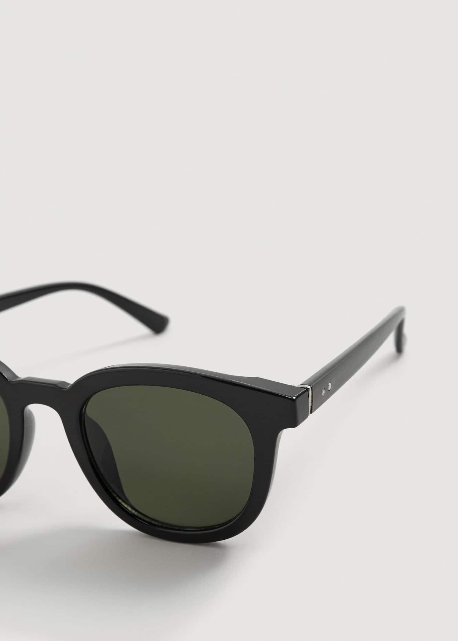 Sonnenbrille mit azetatfassung Herren | Mango Man Deutschland