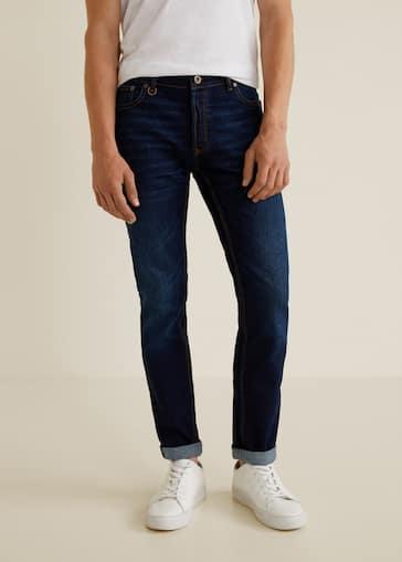Jeans pour Homme 2019   MANGO Man France 042a897a19b6