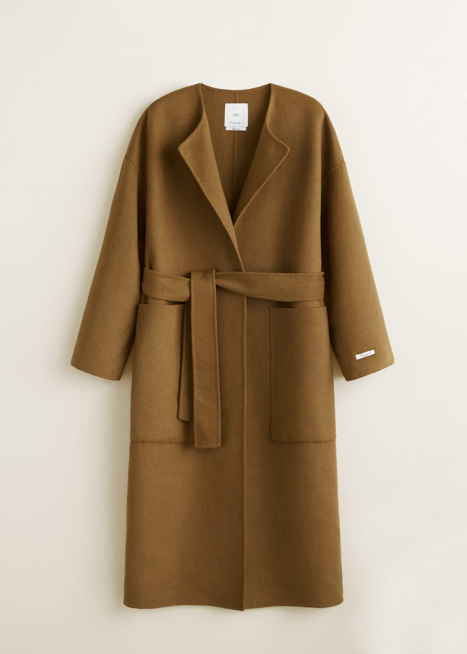 Belt handmade WomenMango coat USA coat WomenMango Belt handmade rCdexBo