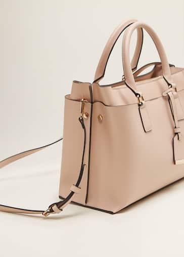 fc4562f65721d Shopper-tasche in saffiano-optik - Damen
