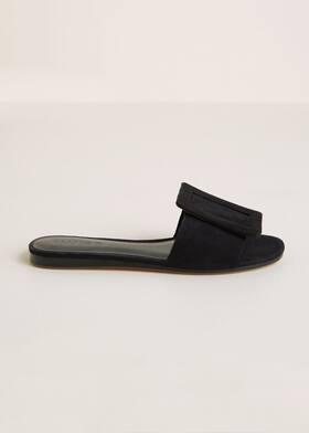 7ebb38422e4e Buckle flat sandals - Women