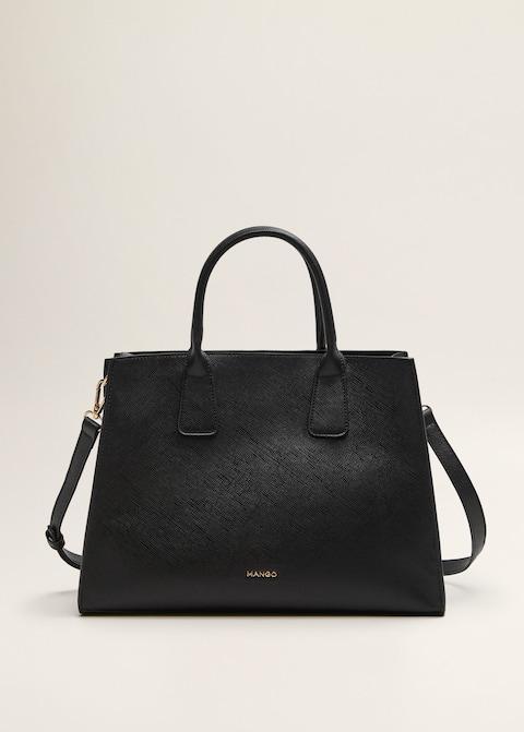 Τσάντα tote saffiano