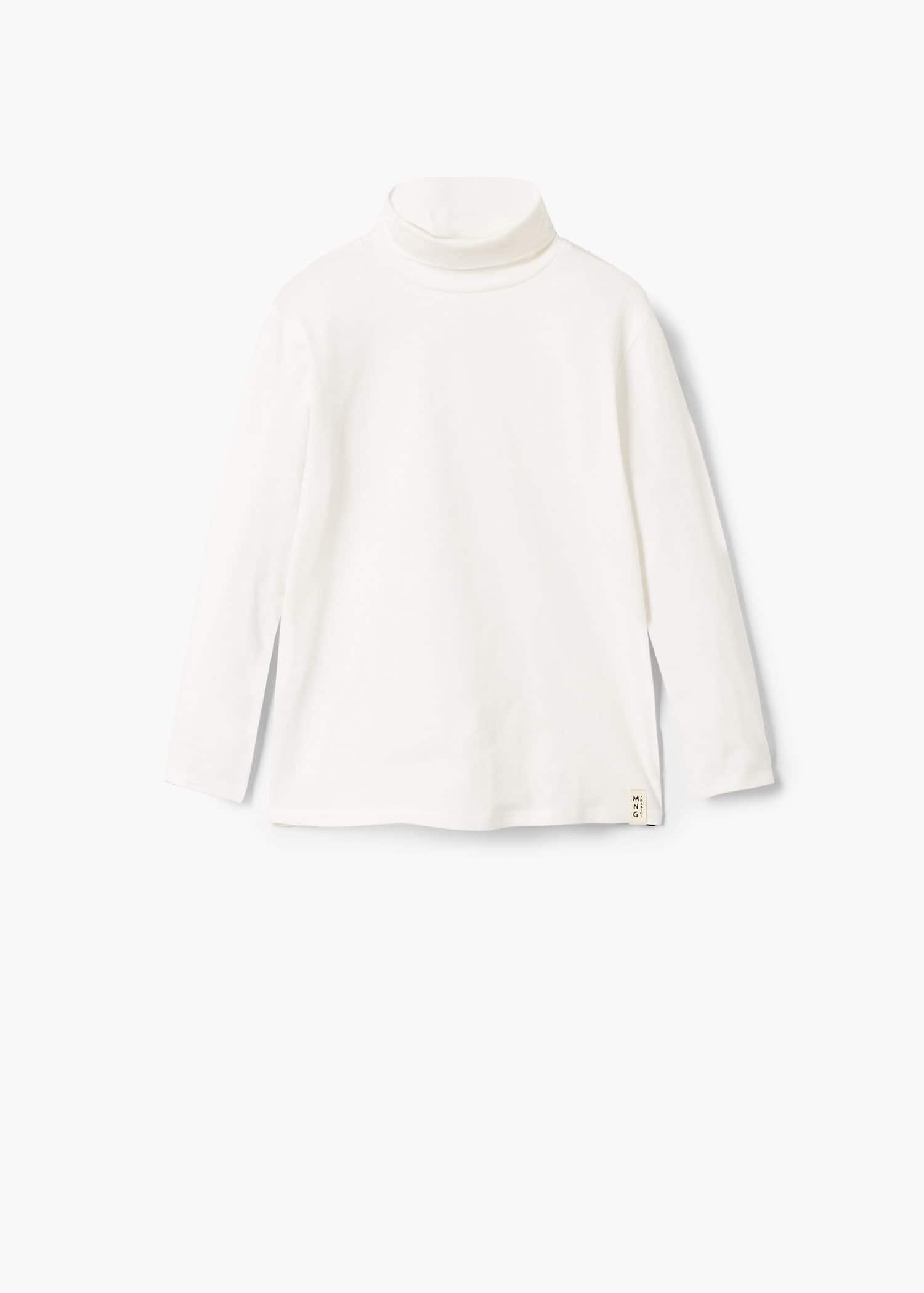 Bluse med høy hals Damer | OUTLET Norge