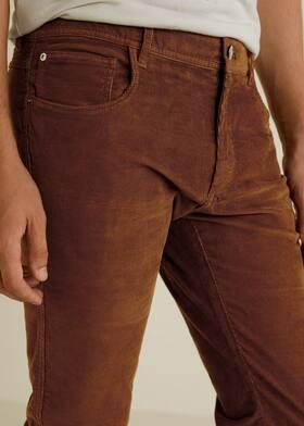 c3dfc93b0e Pantalón micropana cinco bolsillos - Hombre