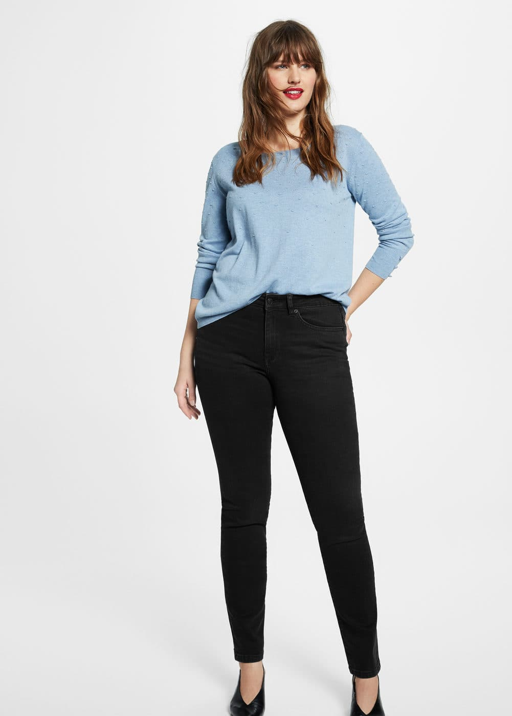 Slim Fit Jeans Susan by Mango