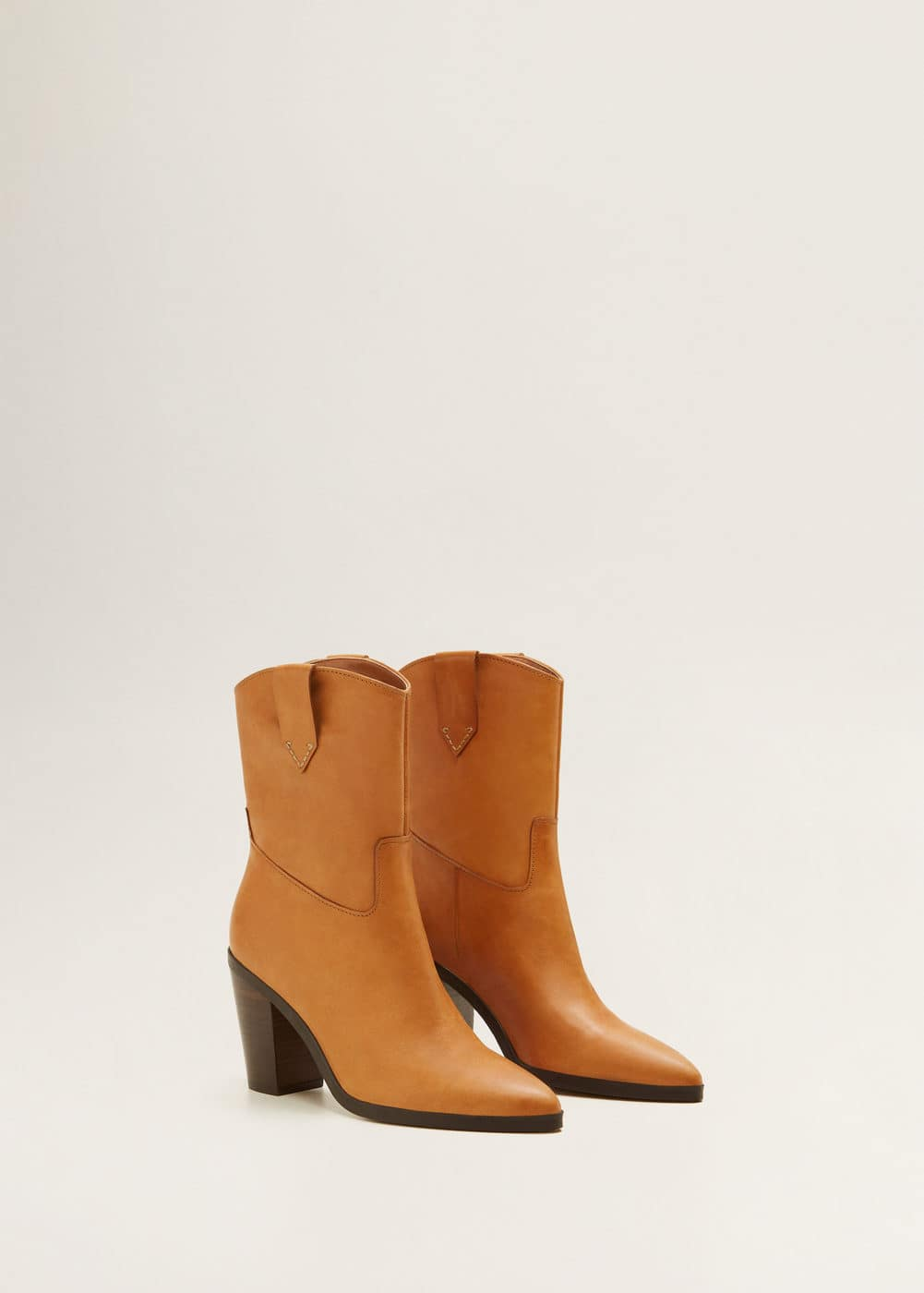 44cfe08a5cb Cowboy leather boots