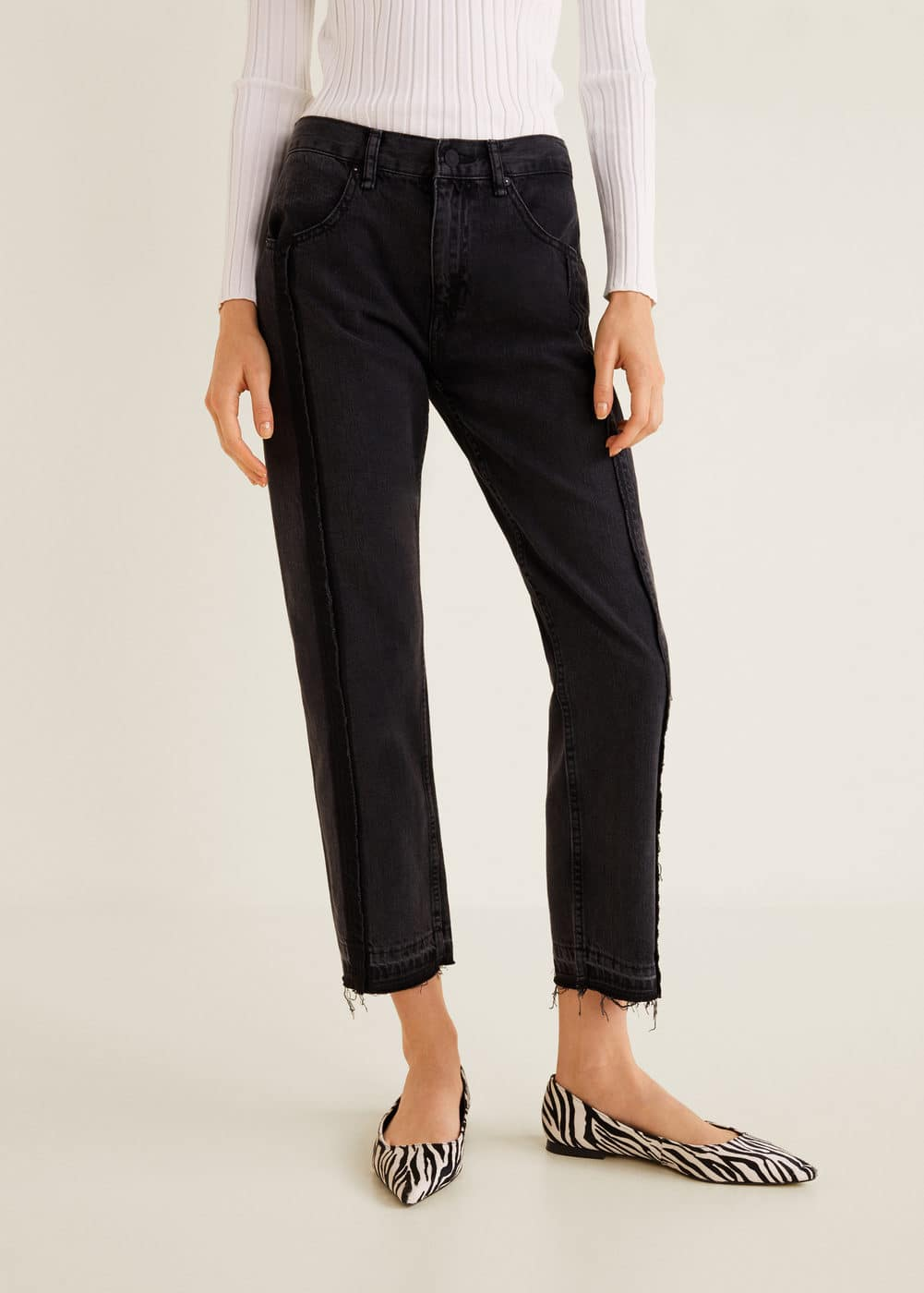 m-straight:jeans straight lavado oscuro