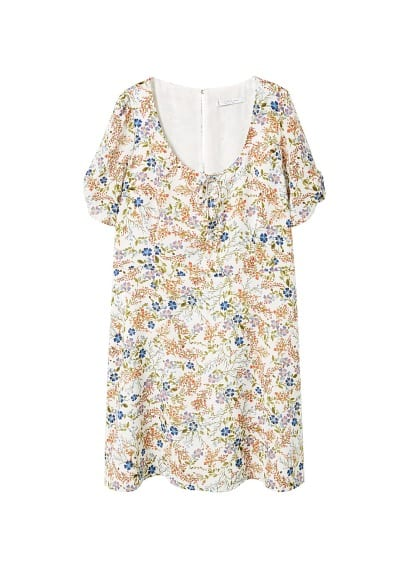 Violeta BY MANGO Floral print dress
