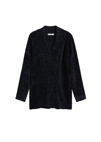 Pull-over chenille