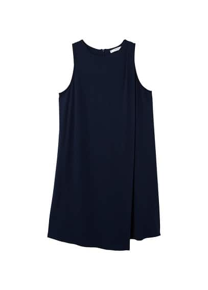 MANGO Double layer dress