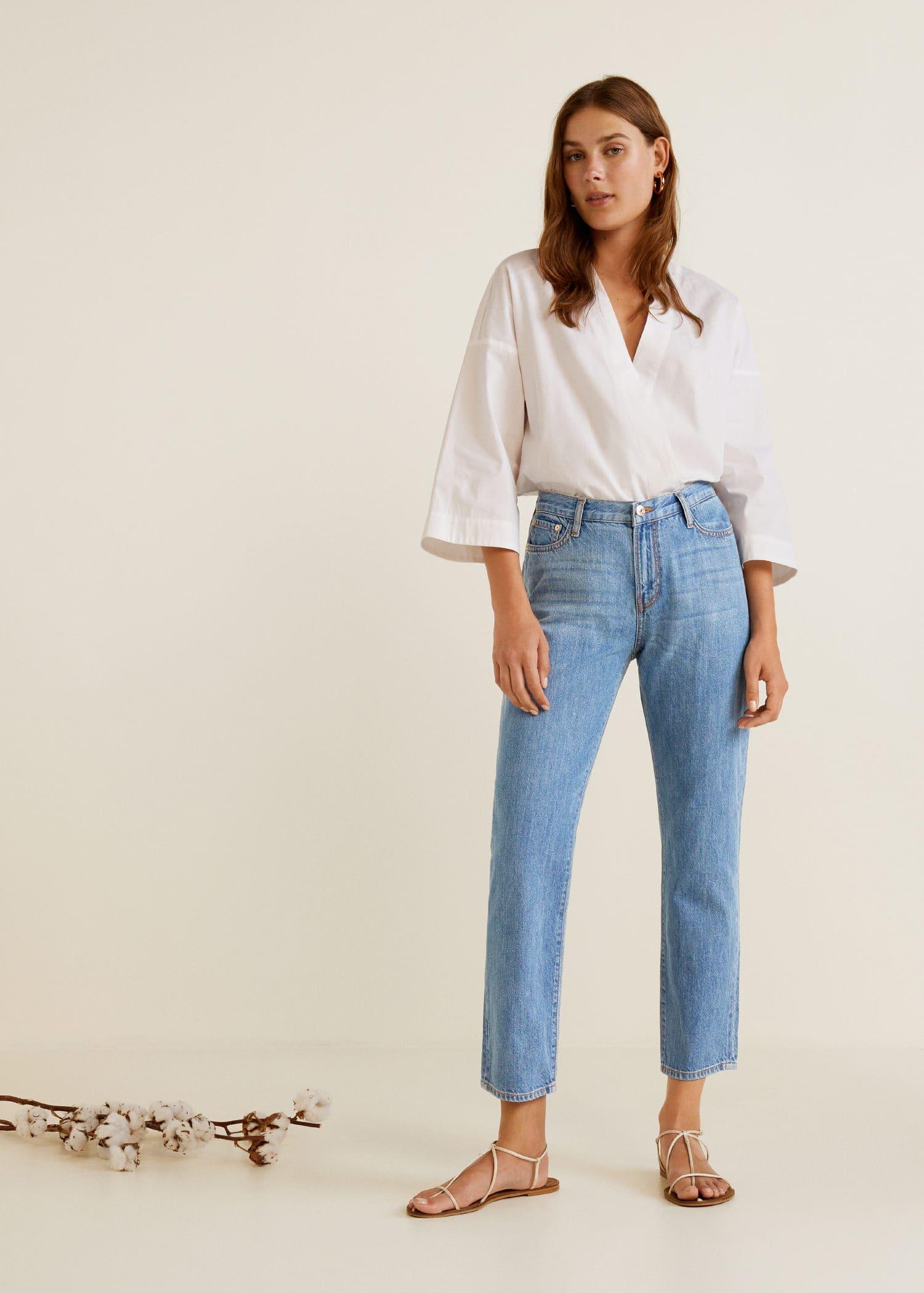 45f34f6407d21 Jeans pour Femme 2019   MANGO France