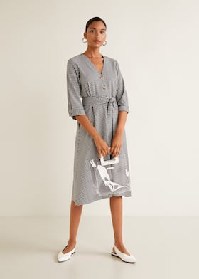 05a4400ca0f02 Robes pour Femme 2019   MANGO France