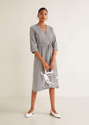 9baf37f822d0 Kleider für Damen 2019   MANGO Deutschland