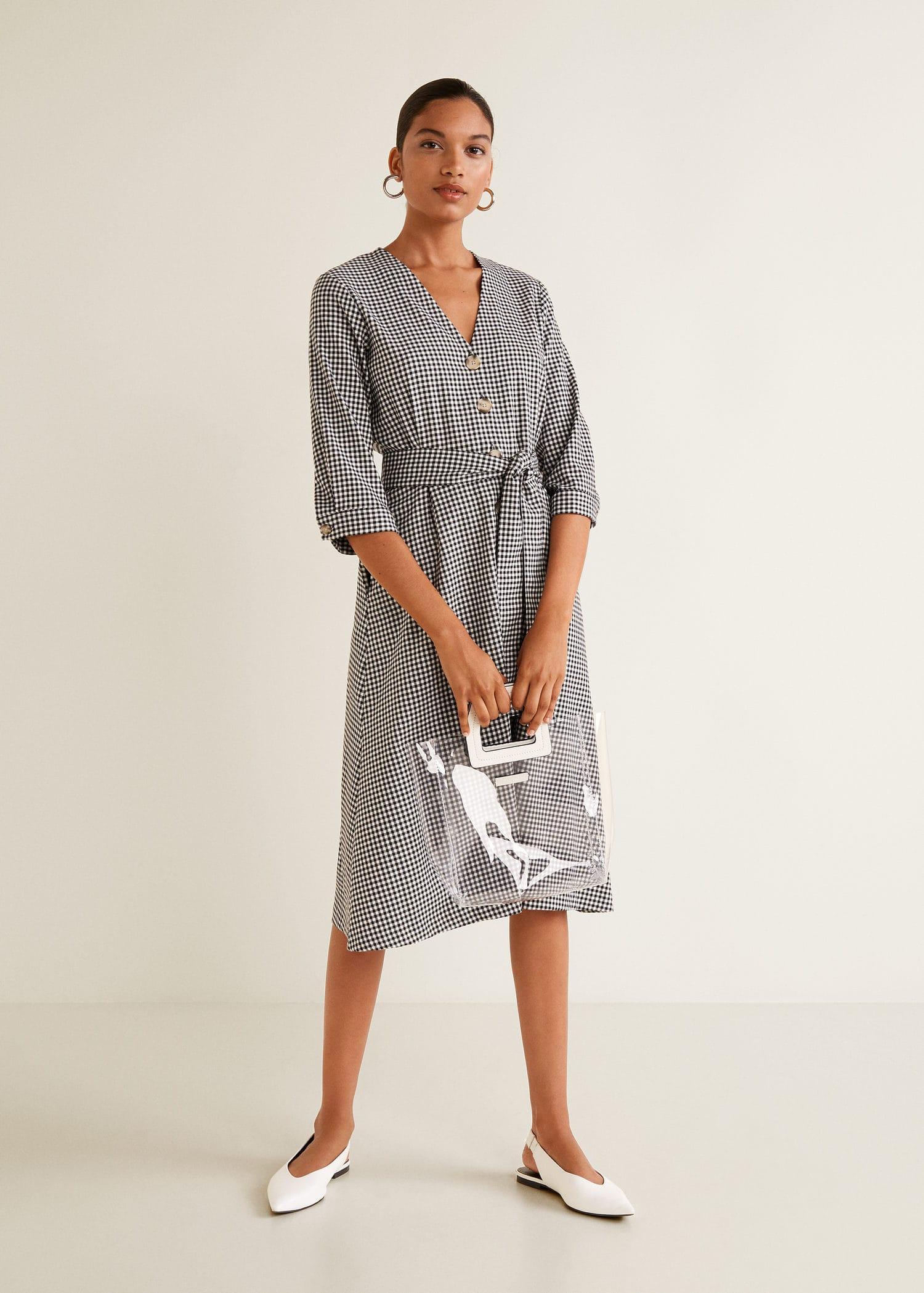 Kleider für Damen 2019   MANGO Österreich 5d070fef00