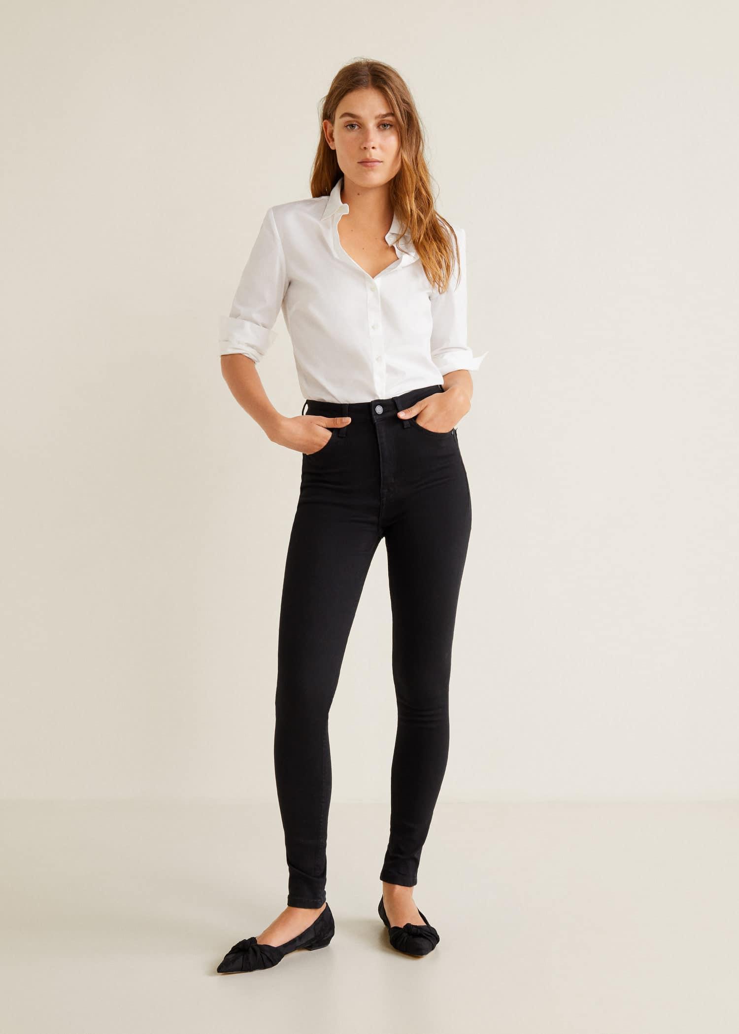 fc037a7c6a5f Jeans für Damen 2019   MANGO Deutschland