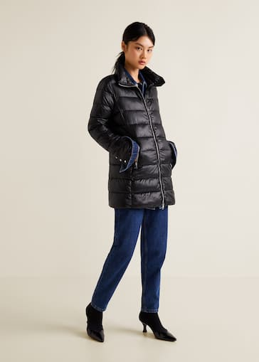 d806e72908f01a Quilted jacket - General plane