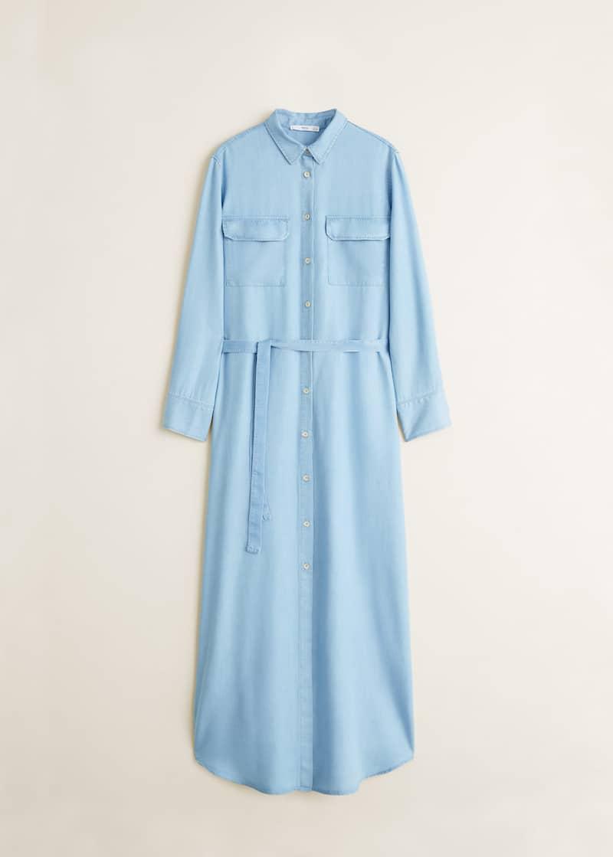 99cc5d90c82 Robe soft poches - Article sans modèle