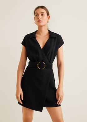 Překřížené šaty - Detail zboží 2 8cdc13e76ec