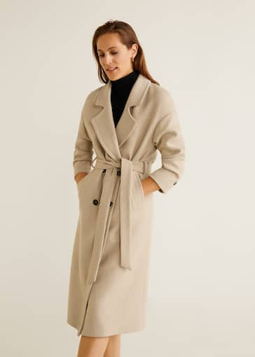 b43c94eb Coats for Women 2019 | Mango USA