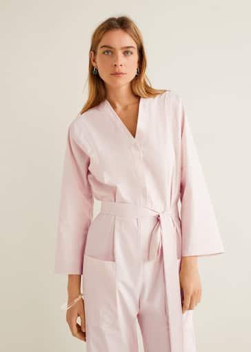 bf4676752c8 Ολόσωμες φόρμες for Γυναίκα 2019 | Mango ΜΑΝΓΚΟ Ελλάδα