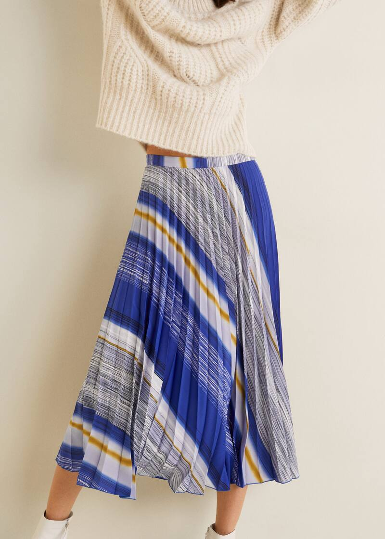28b0a3f554 Skirts for Women 2019 | Mango United Kingdom