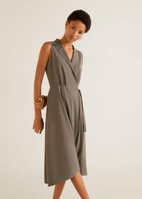 Košilové šaty s mašlí dba55c9a358