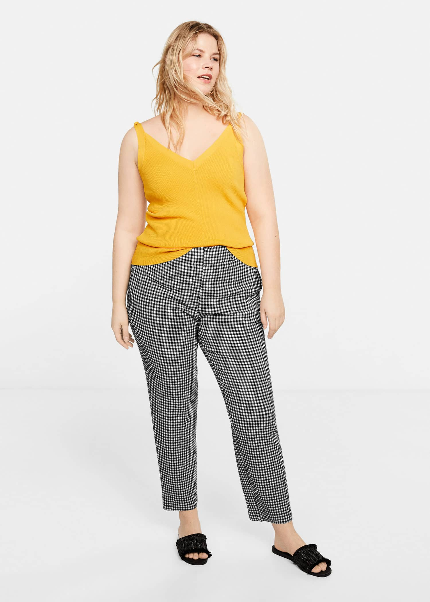 Trousers Gingham Pattern Check Check Trousers Check Gingham Gingham Pattern Pattern ymn0w8OvN