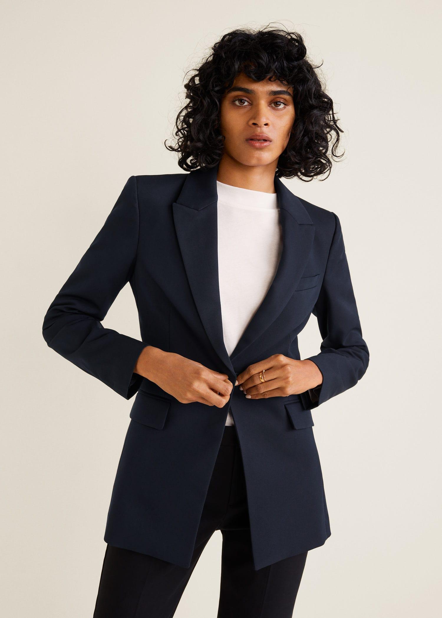 eafa252b98d7 Traje chaqueta smoking mujer – Revista de moda popular