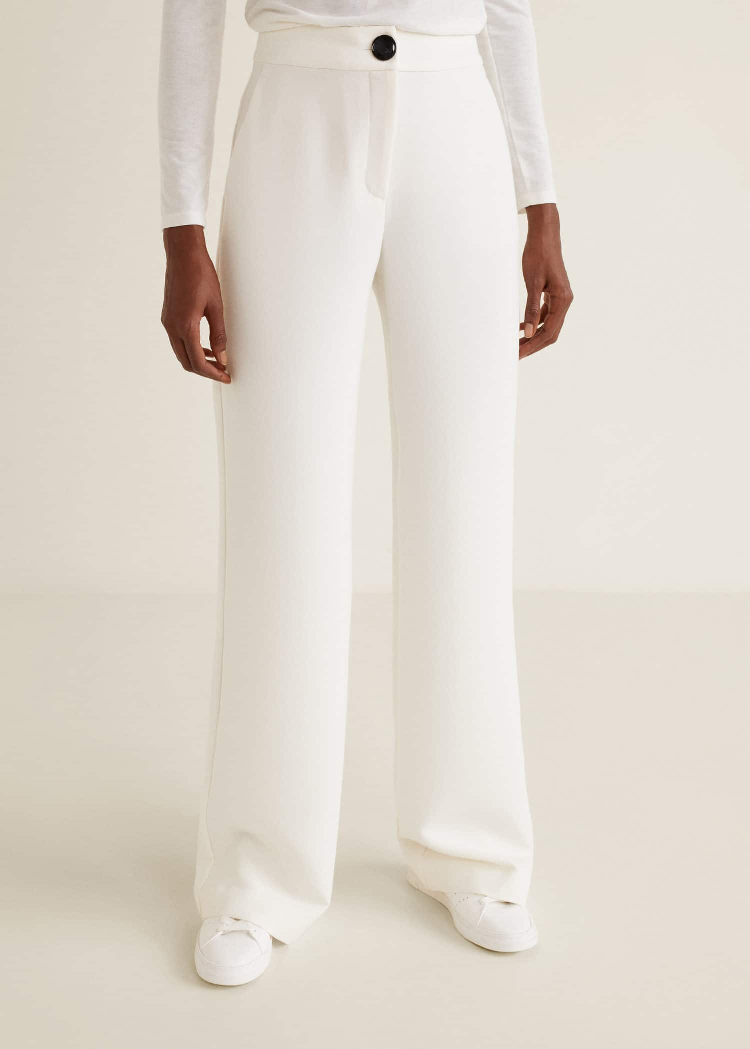 pantalon femme mango