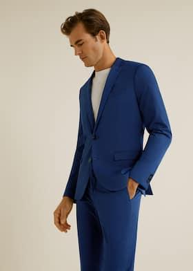 bf8e8f073fd5 Veste de costume super slim-fit - Plan moyen