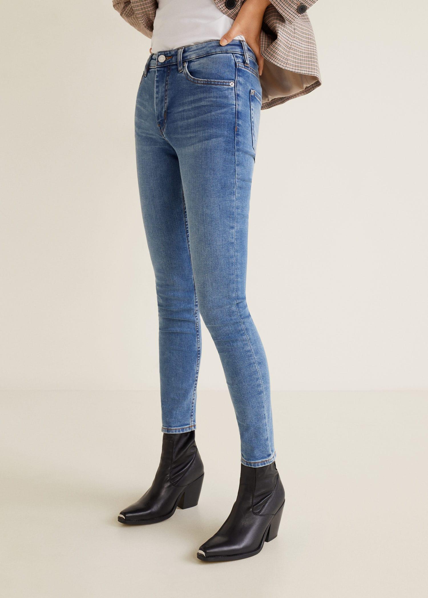 Jean skinny olivia Femme | Mango France