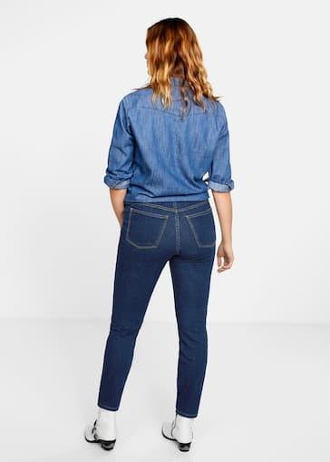 9dd4fc69741 Dark wash massha jeggings - Jeans Plus sizes