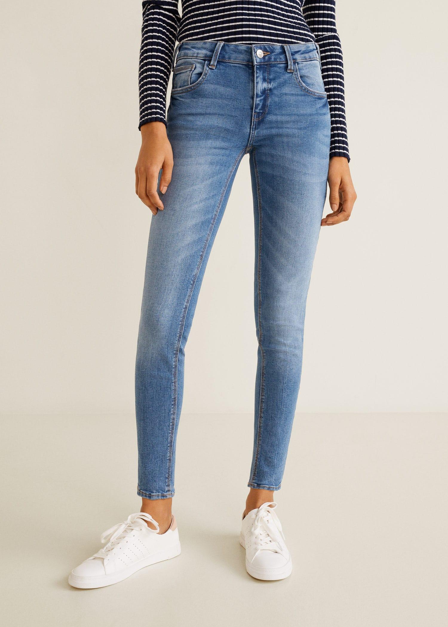 Jeans skinny push up Kim