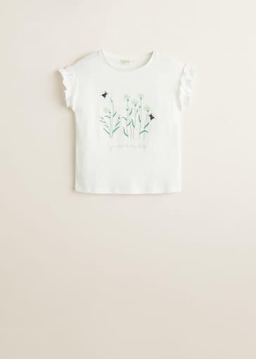 6102f77e1f9f Ny Vår – Sommarkollektion 2019 för Flicka | Mango Kids Sverige