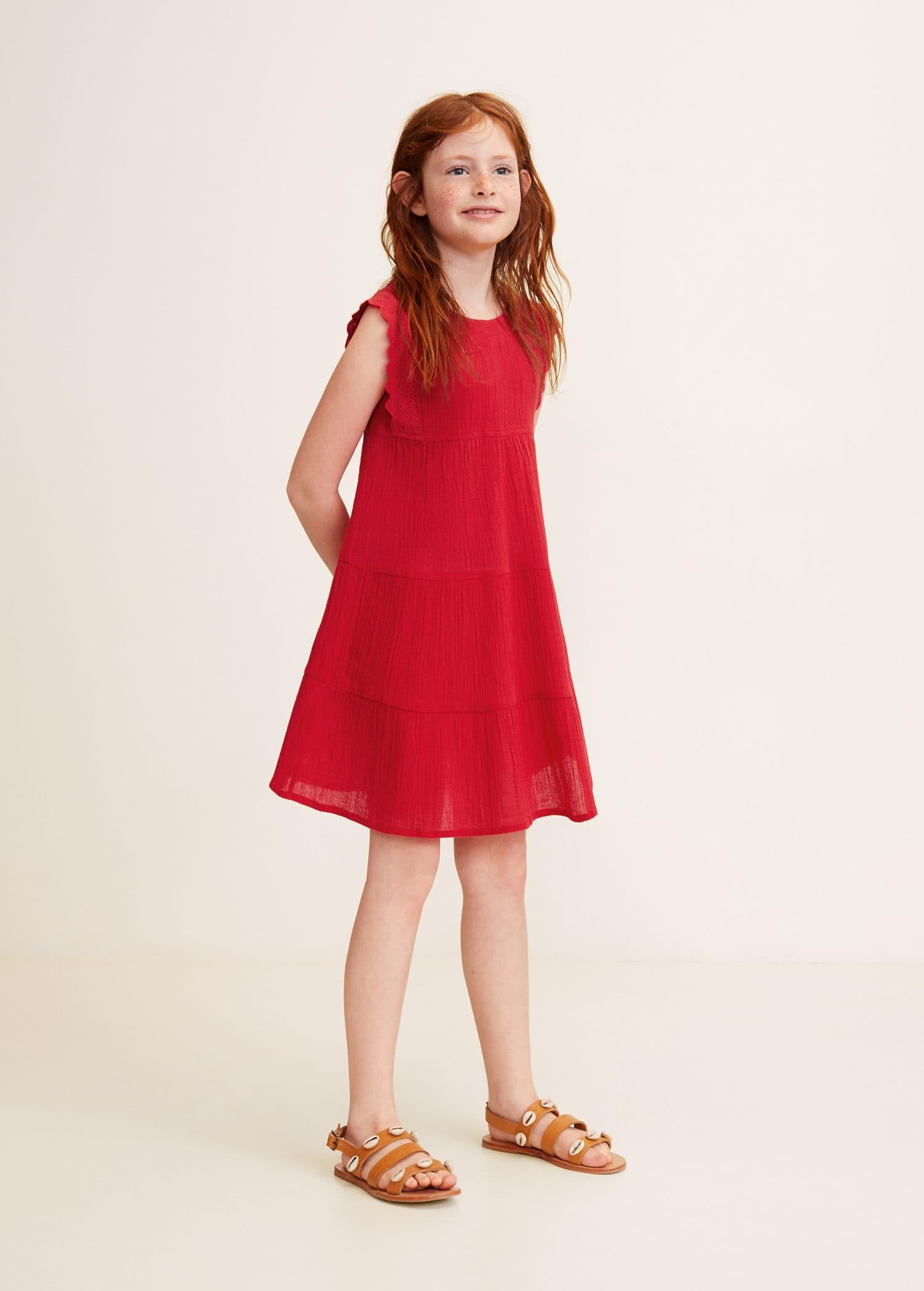 Largo vestido talla 6