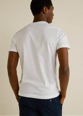 739150637 Batman cotton t-shirt - Man | Mango Man Lithuania